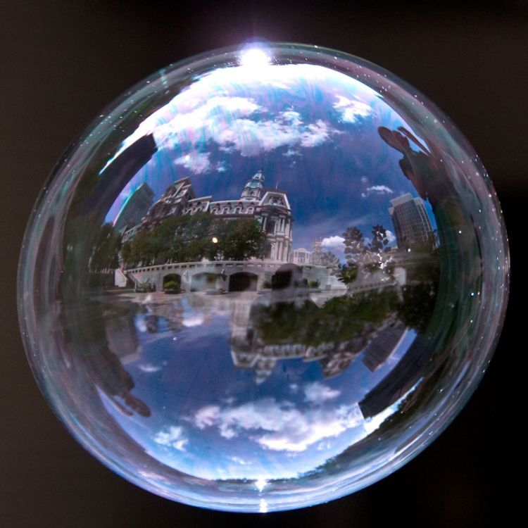 world of bubbles